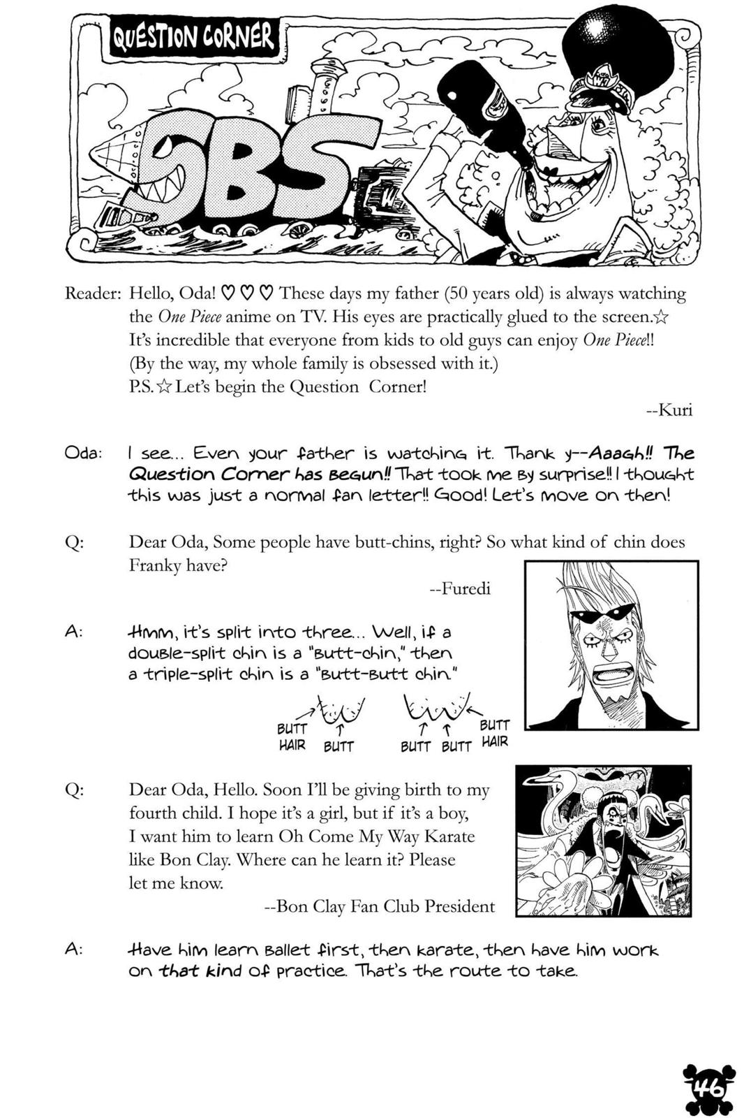 One Piece, Chapter 379 image 019