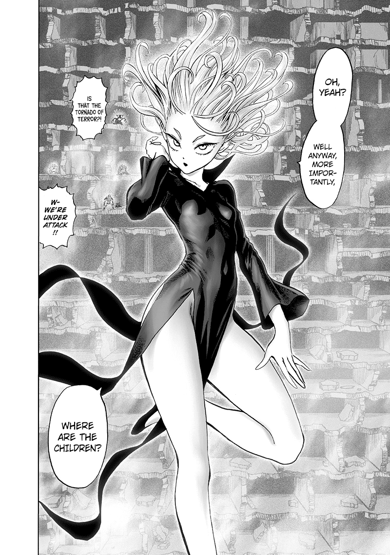 One Punch Man, Chapter 127 image 013