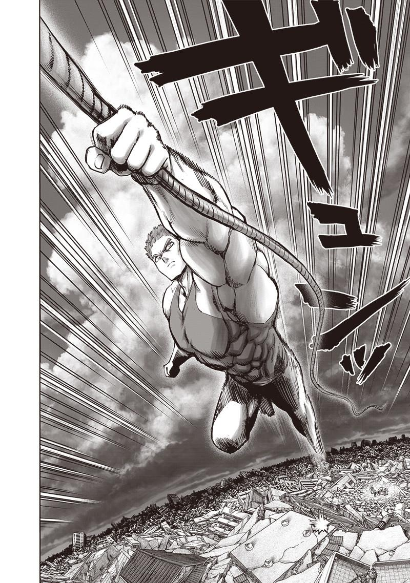 One Punch Man, Chapter One-Punch Man 134.3 image 017