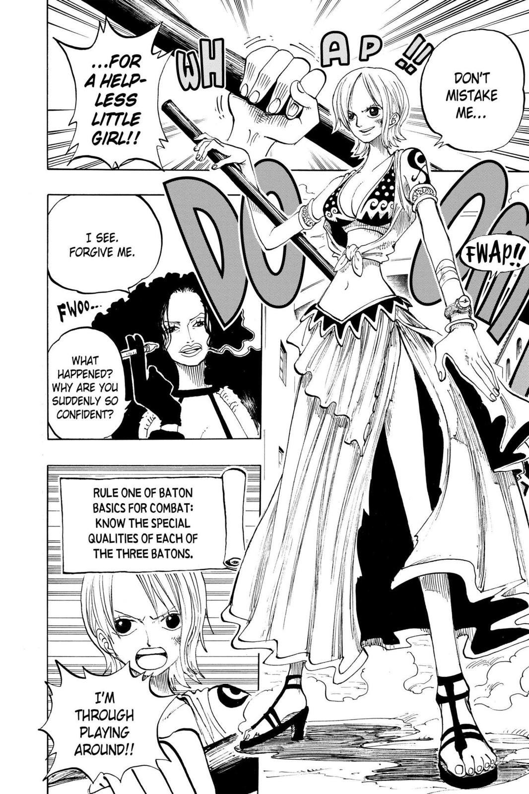 One Piece, Chapter 191 image 012