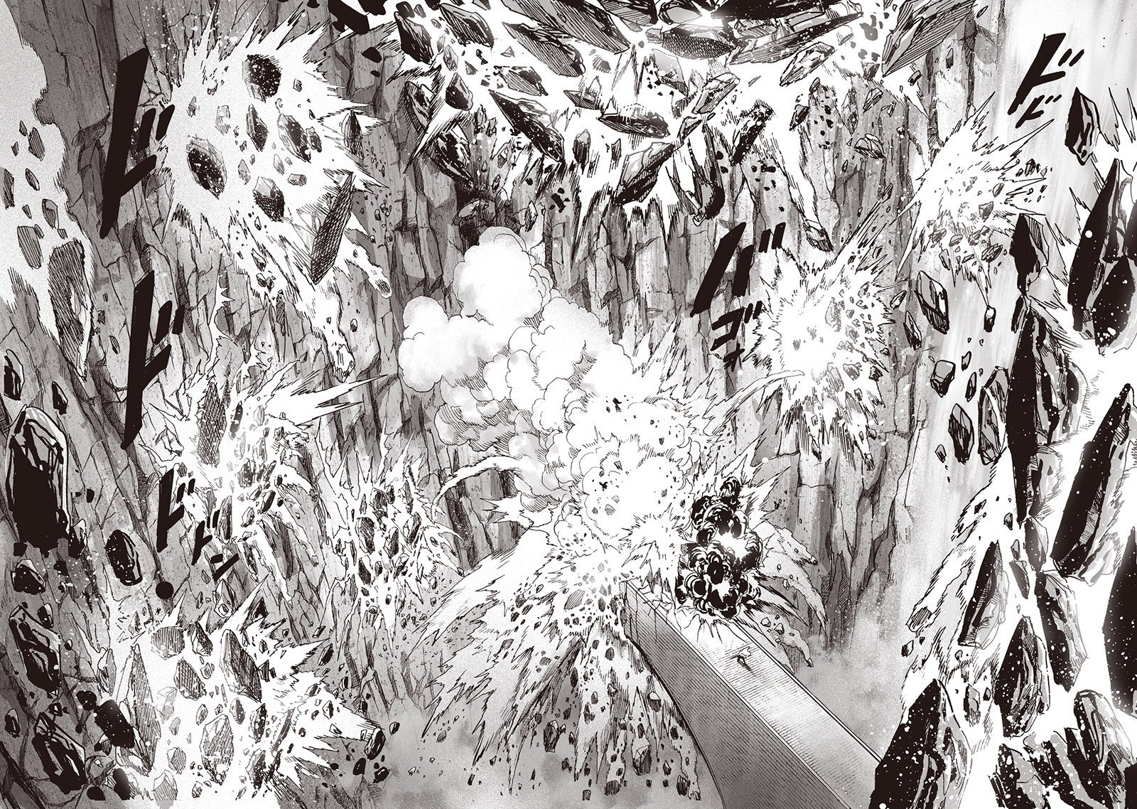 One Punch Man, Chapter Onepunch-Man 96 image 027