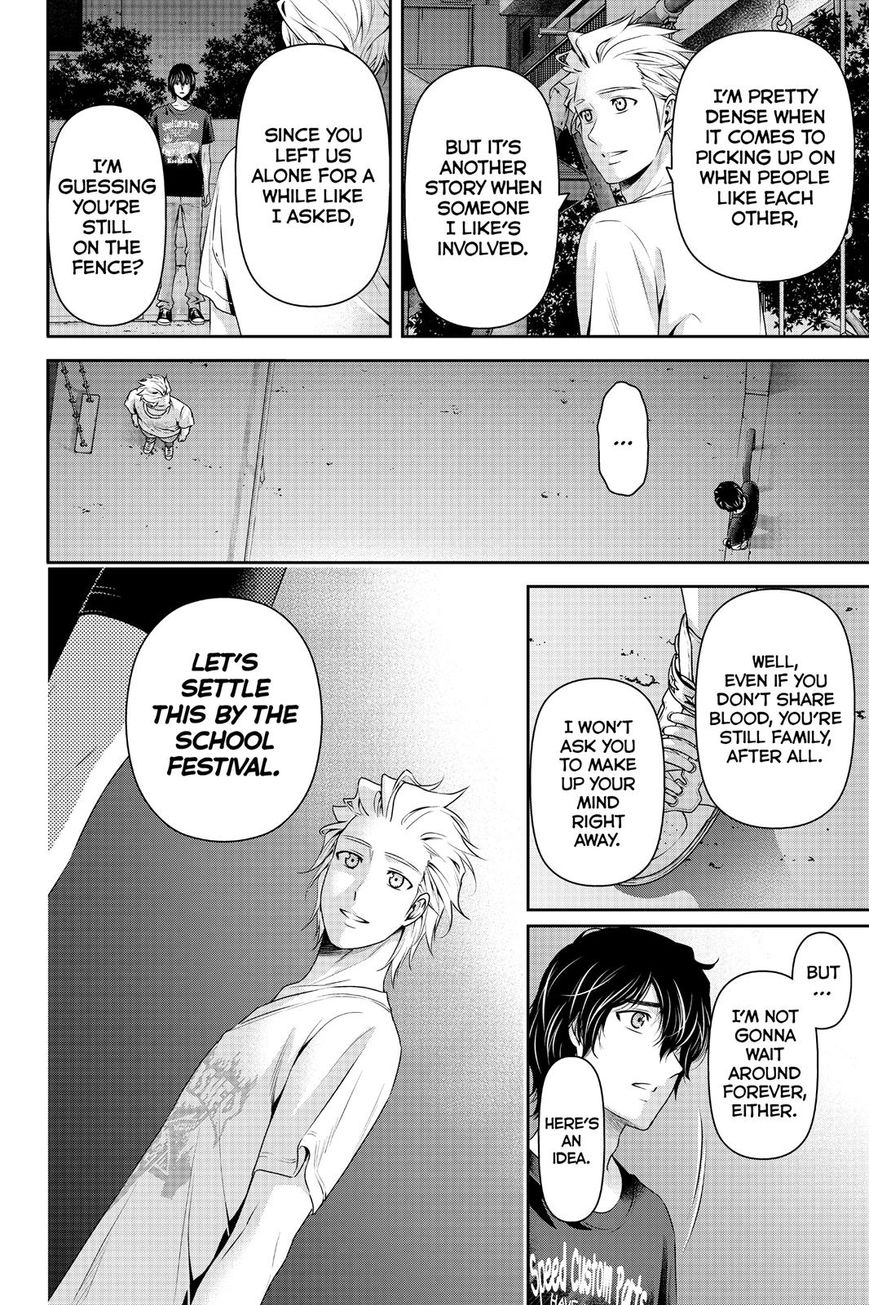 Domestic Girlfriend, Chapter 107 The Time To Choose image 004