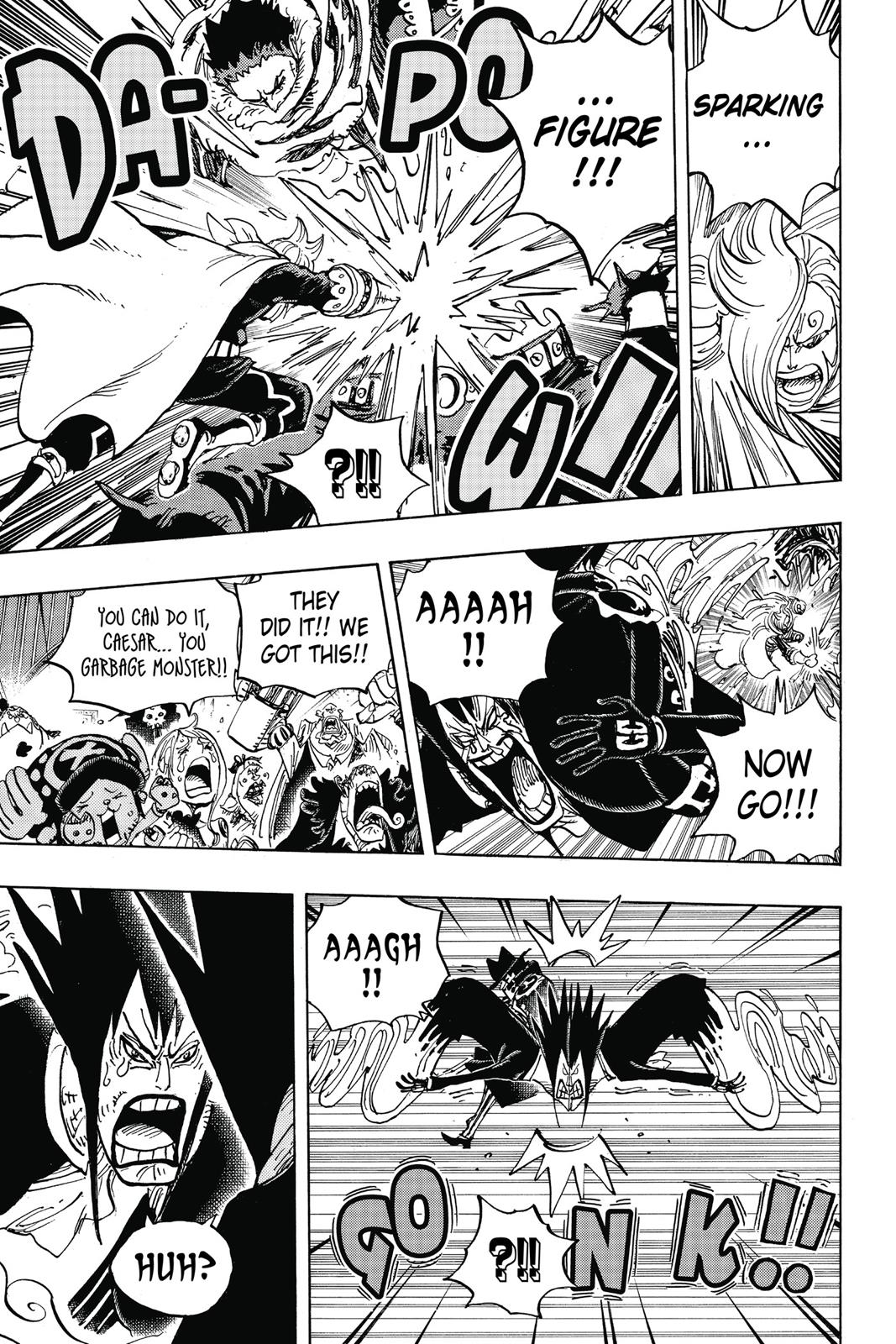 One Piece, Chapter 871 image 013