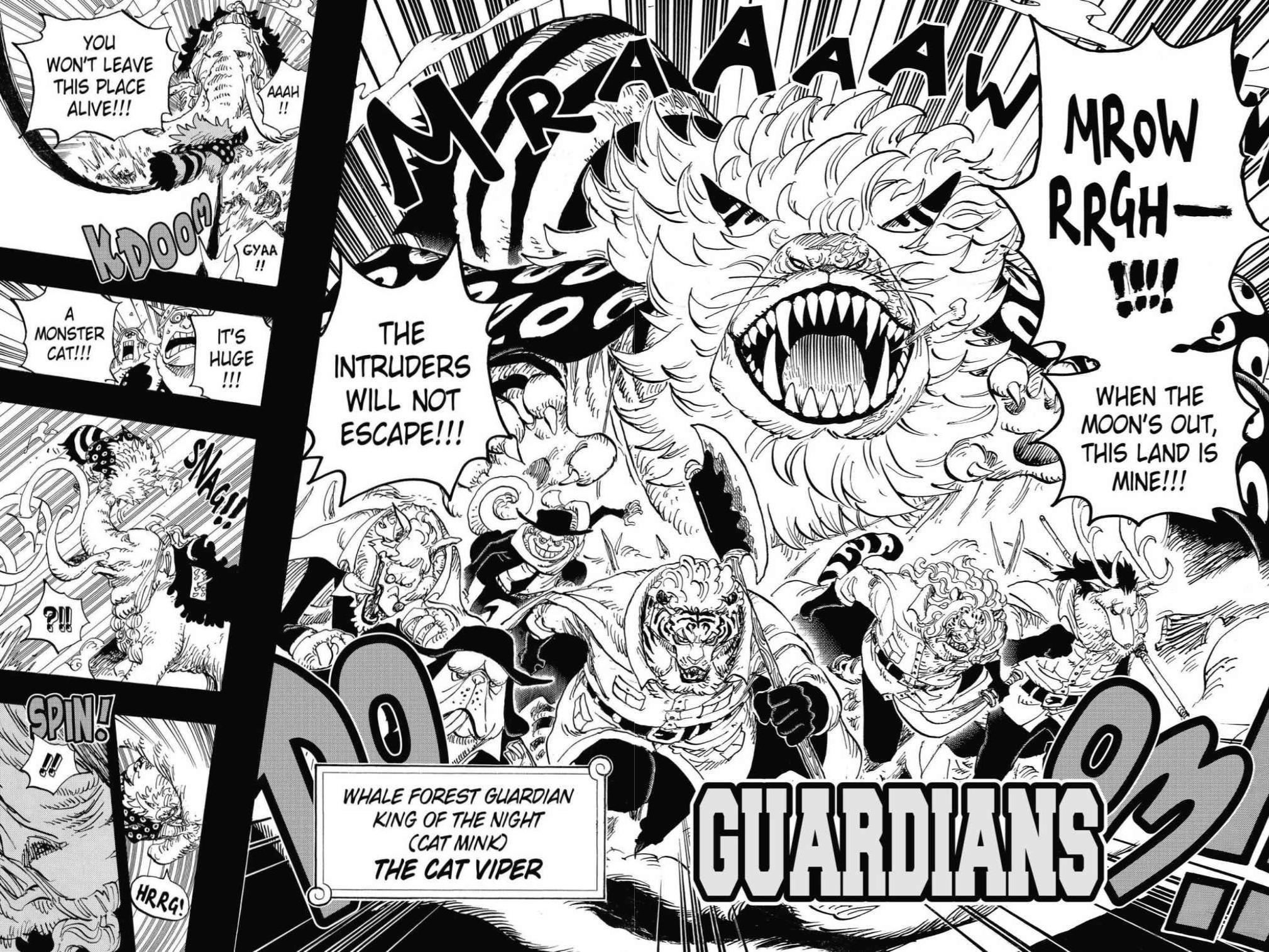One Piece, Chapter 809 image 015