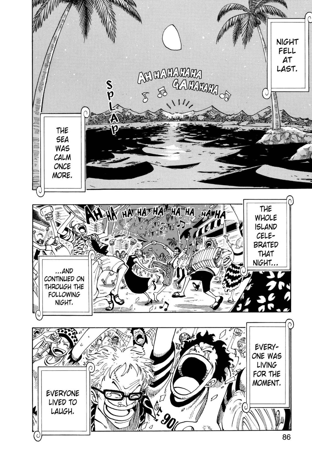 One Piece, Chapter 95 image 002