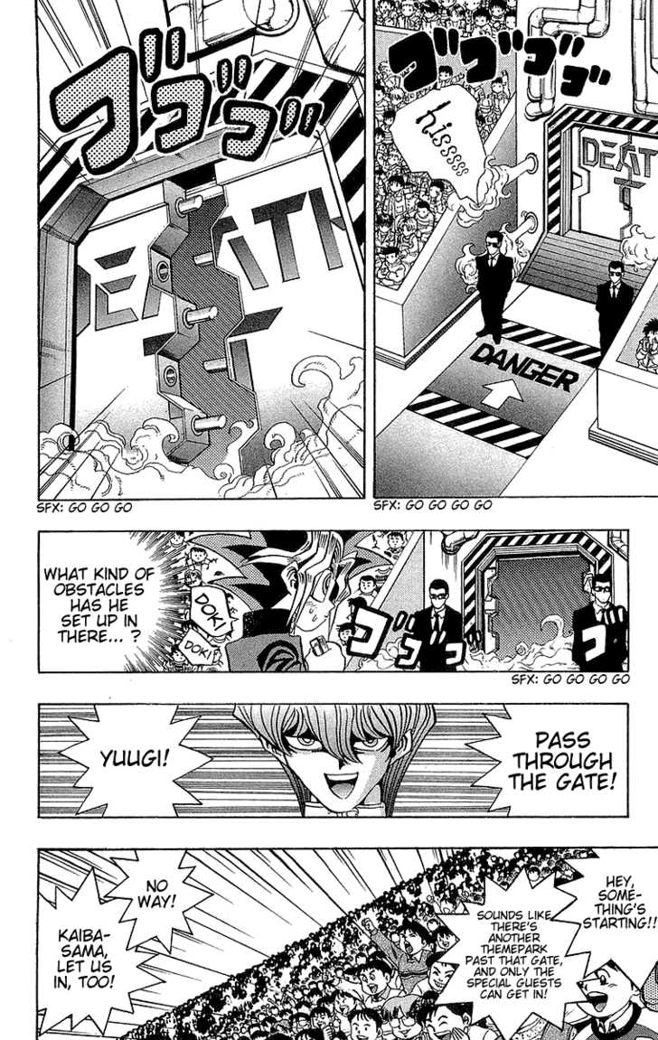 Yu Gi Oh, Chapter Vol.04 Ch.028 - The First Battlefield image 013
