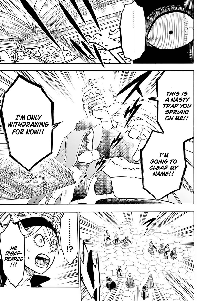 Black Clover, Chapter 55 The Captains and the Peasant Boy image 006