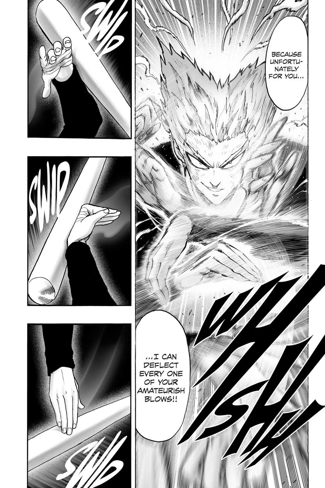 One Punch Man, Chapter Onepunch-Man 58 image 036