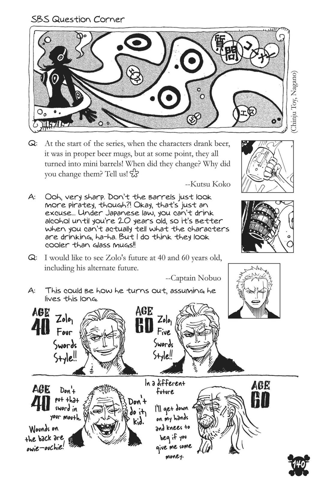 One Piece, Chapter 917 image 017