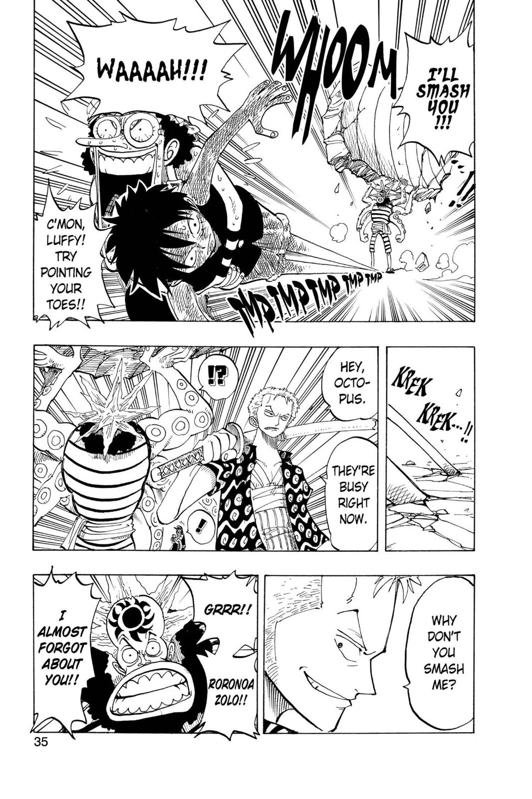 One Piece, Chapter 83 image 009