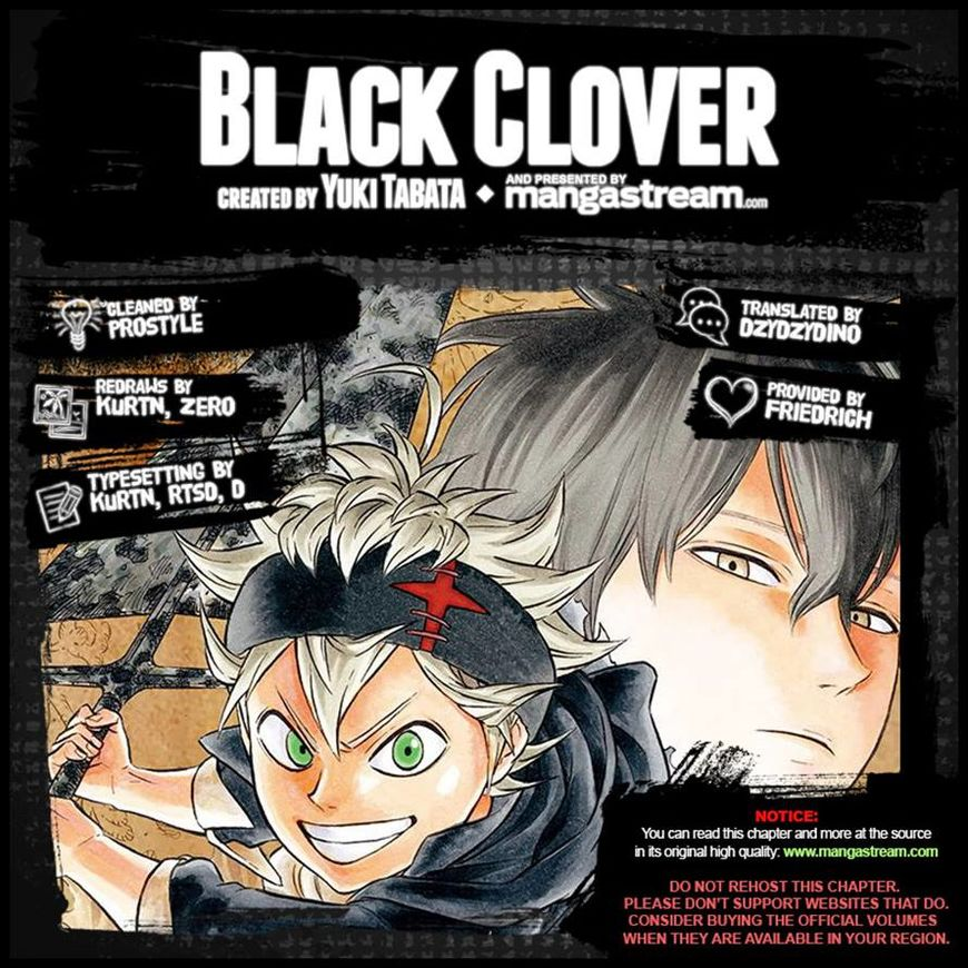 Black Clover, Chapter 122 My Way image 017