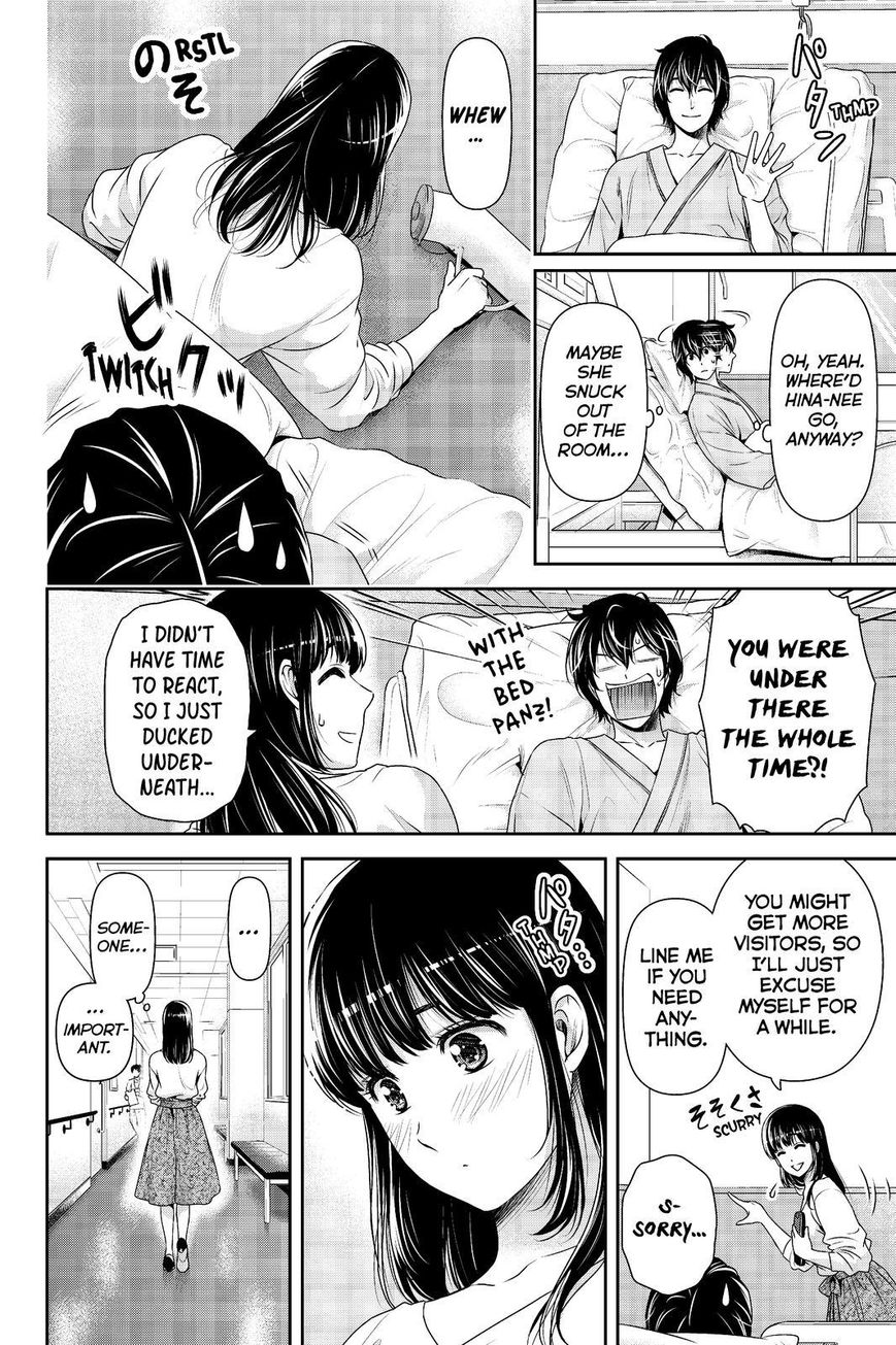 Domestic Girlfriend, Chapter 188 Signs of Life image 008