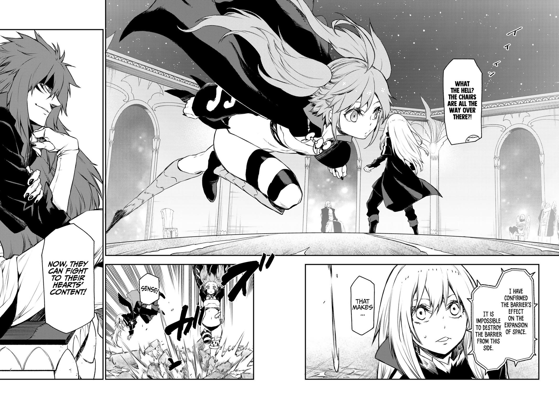 That Time I Got Reincarnated As A Slime, Chapter 82 image 027