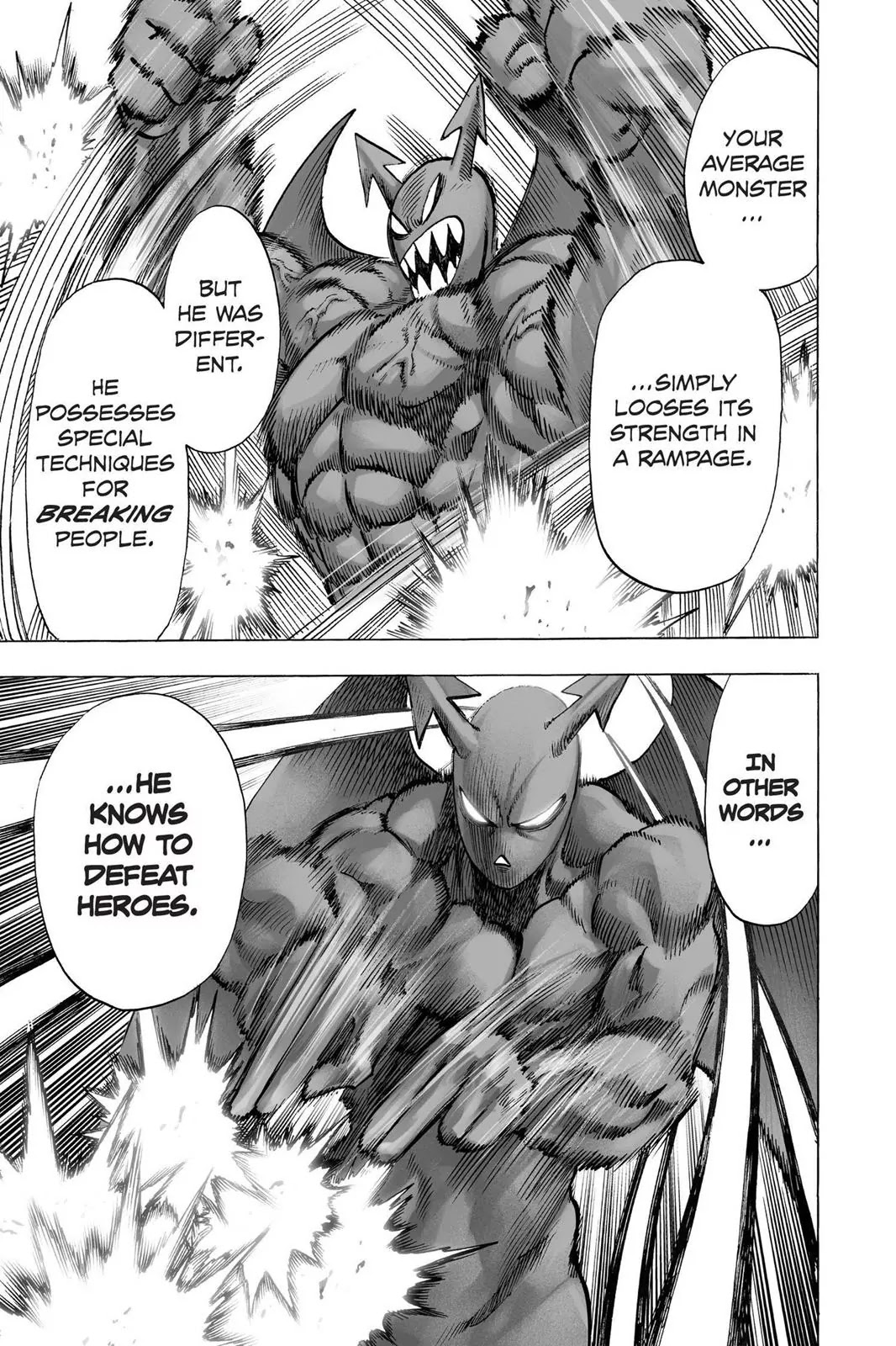 One Punch Man, Chapter Onepunch-Man 49 image 006