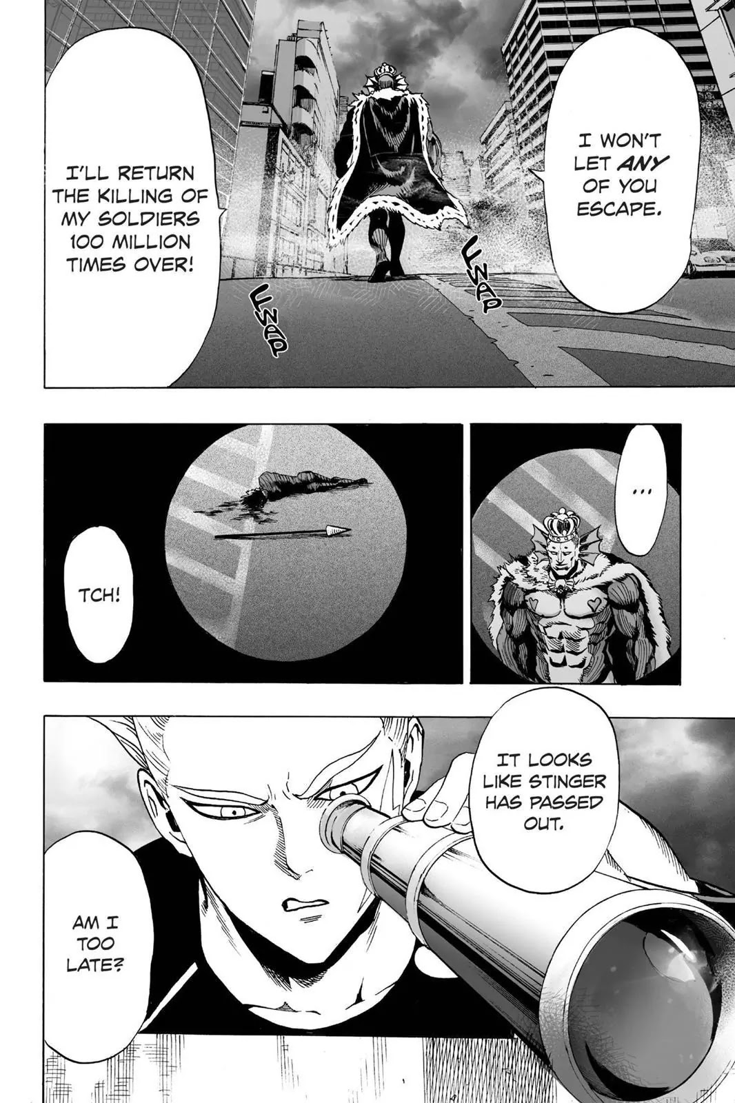 One Punch Man, Chapter Onepunch-Man 24 image 004