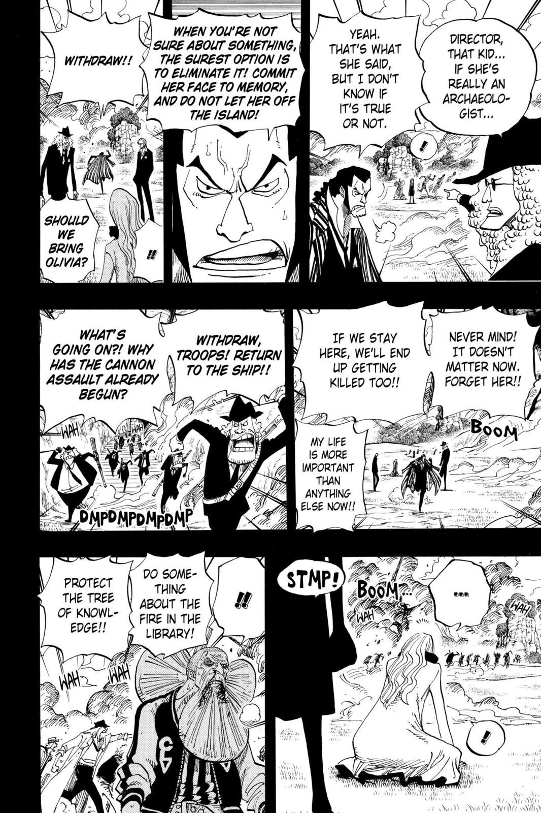 One Piece, Chapter 396 image 004