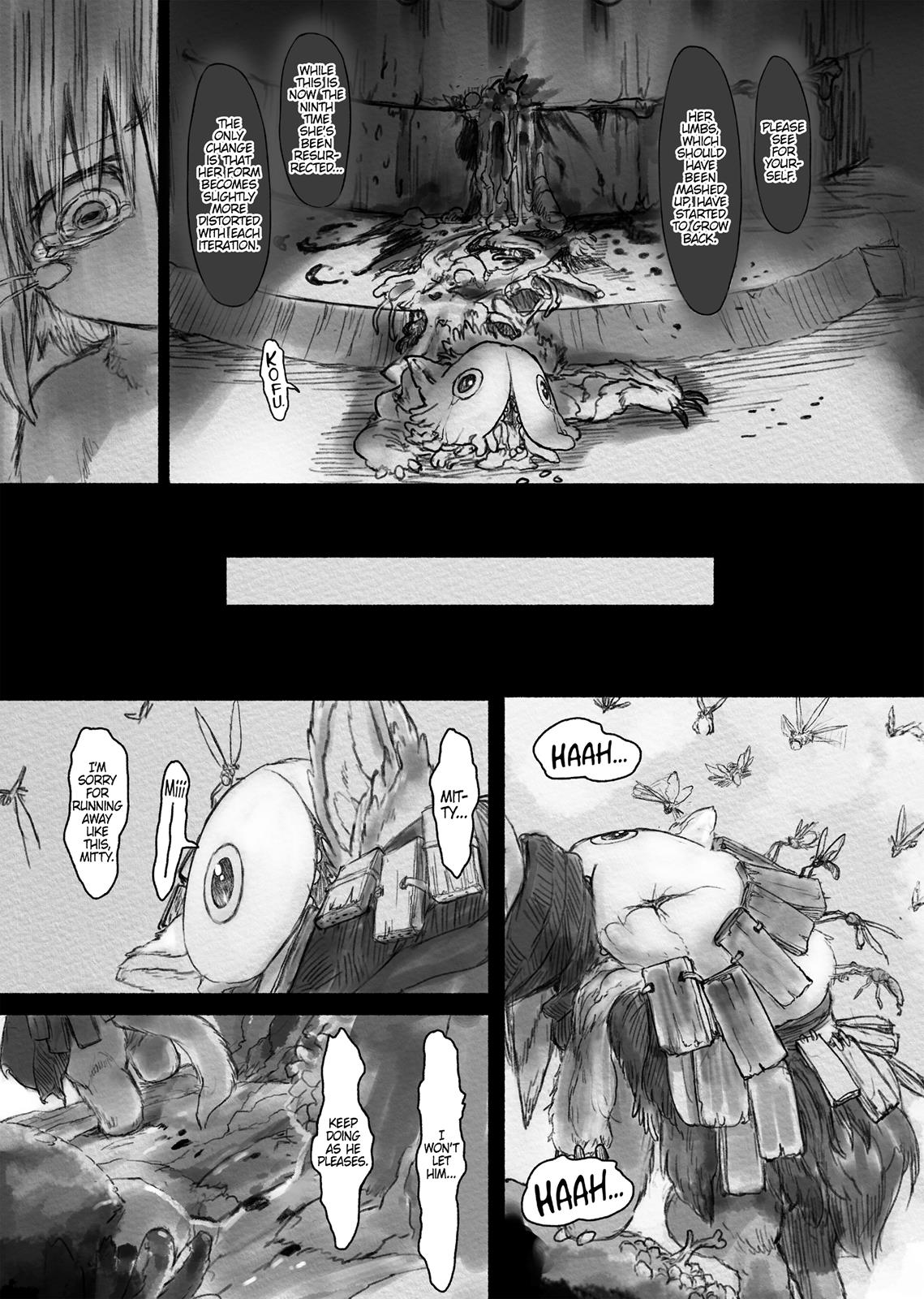 Made In Abyss, Chapter Hello,Abyss 23 image 013