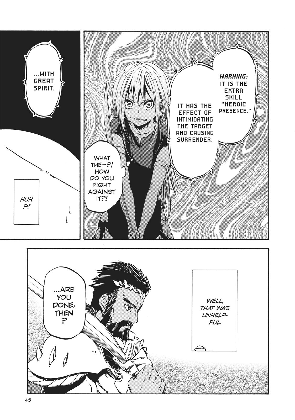 That Time I Got Reincarnated As A Slime, Chapter 28 image 044