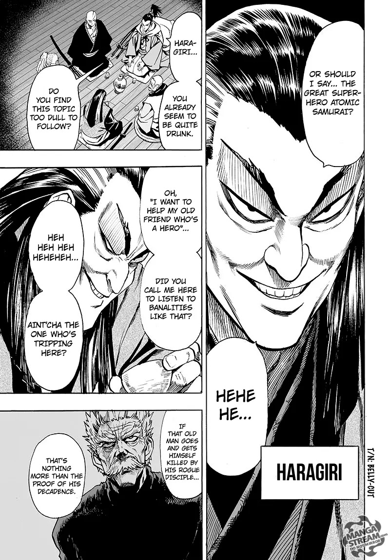 One Punch Man, Chapter Onepunch-Man 69 image 014