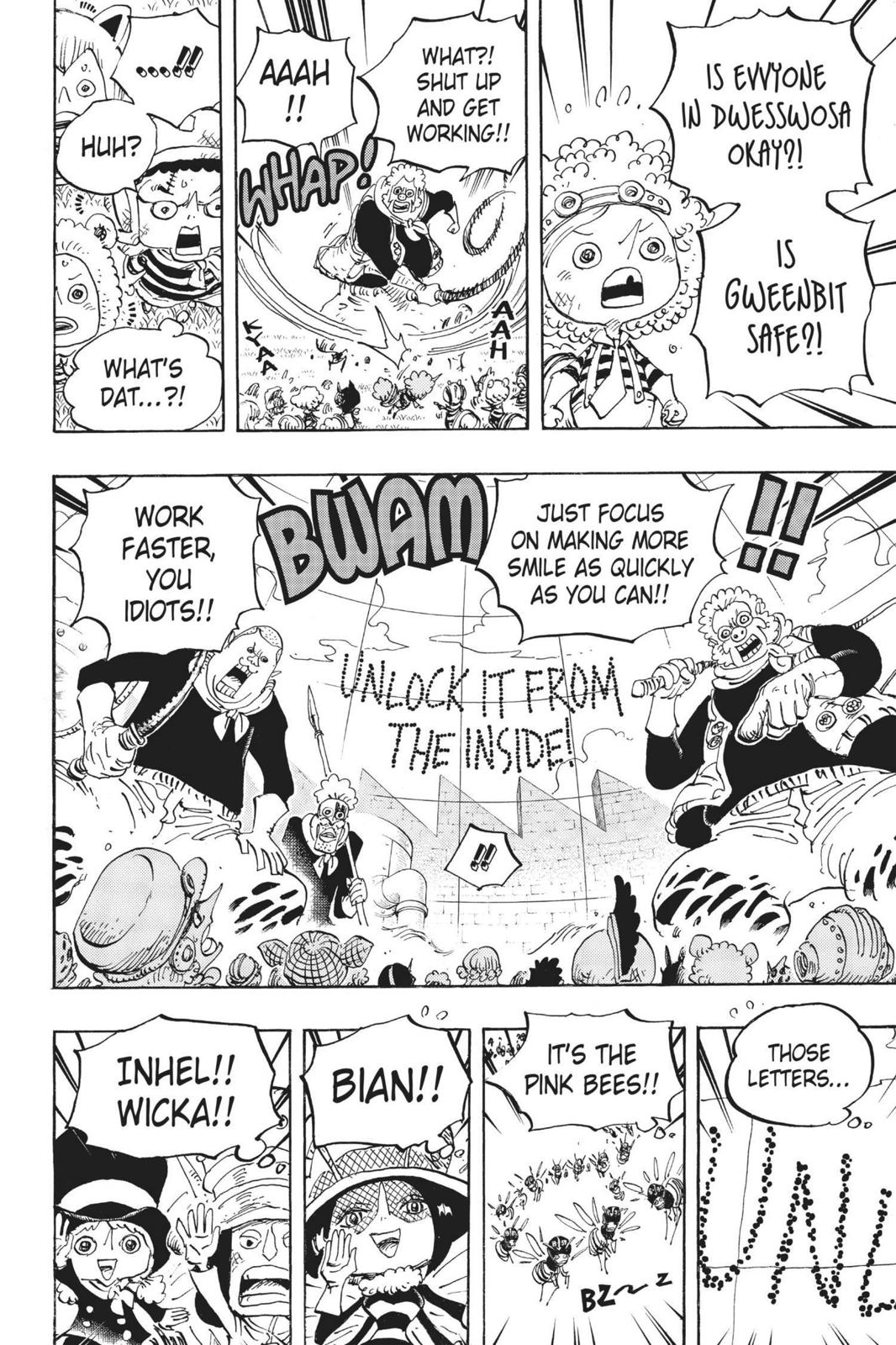 One Piece, Chapter 753 image 016