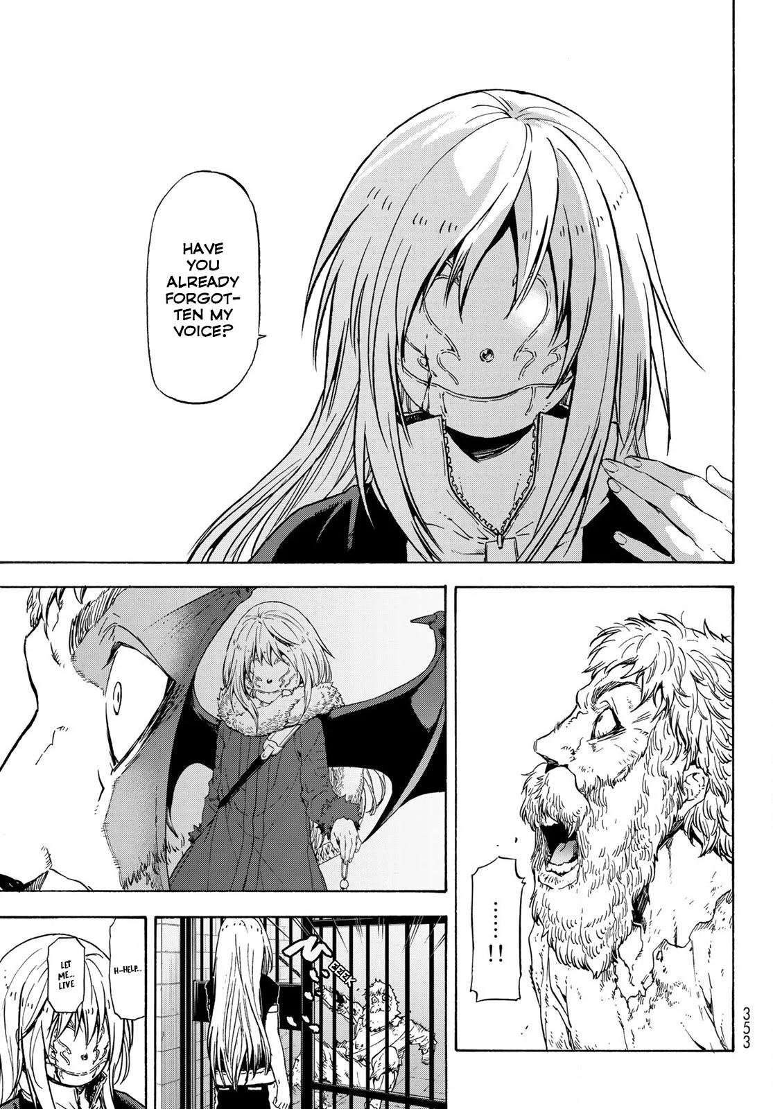 That Time I Got Reincarnated As A Slime, Chapter 73 image 039