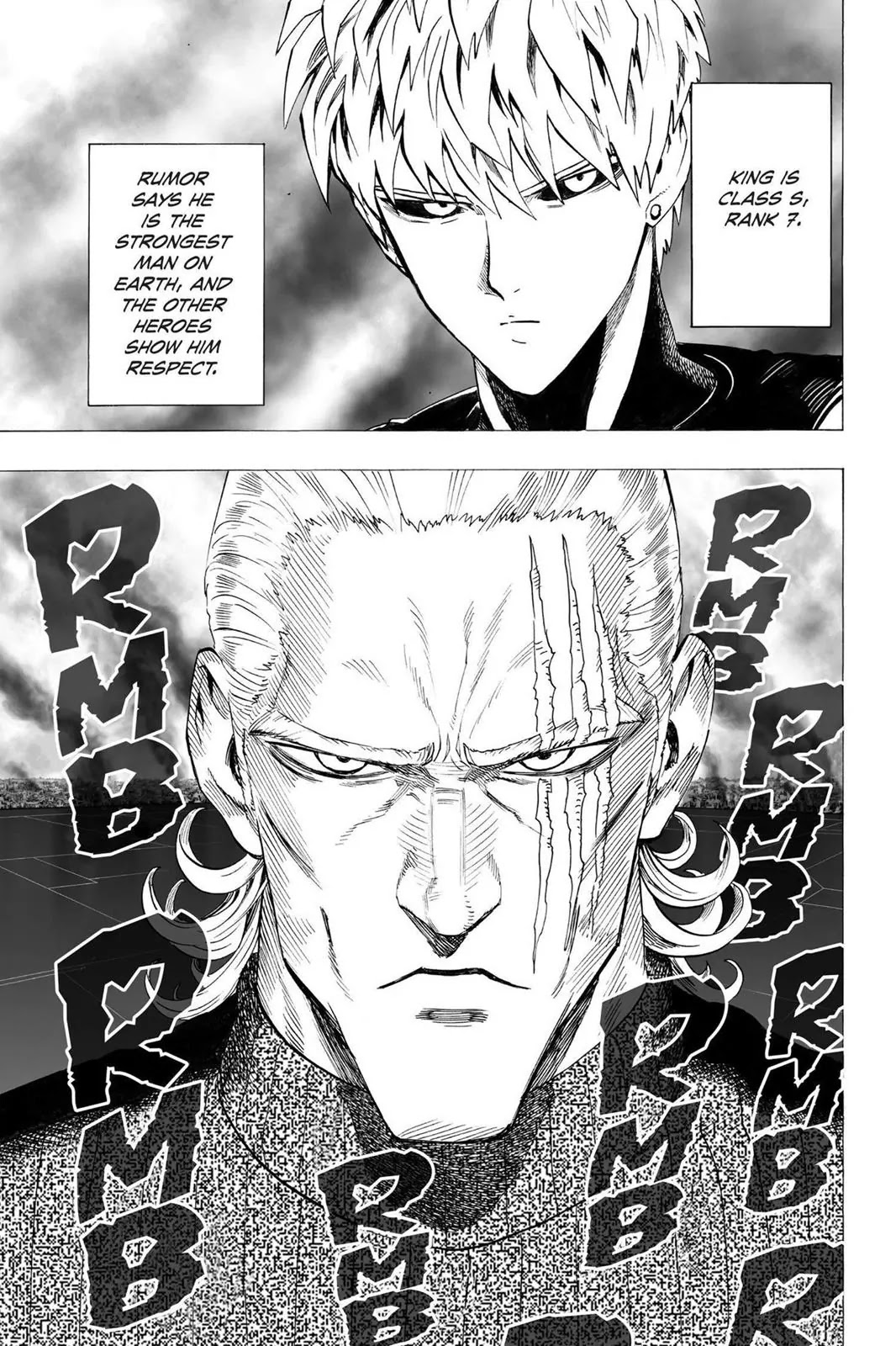 One Punch Man, Chapter Onepunch-Man 32 image 047