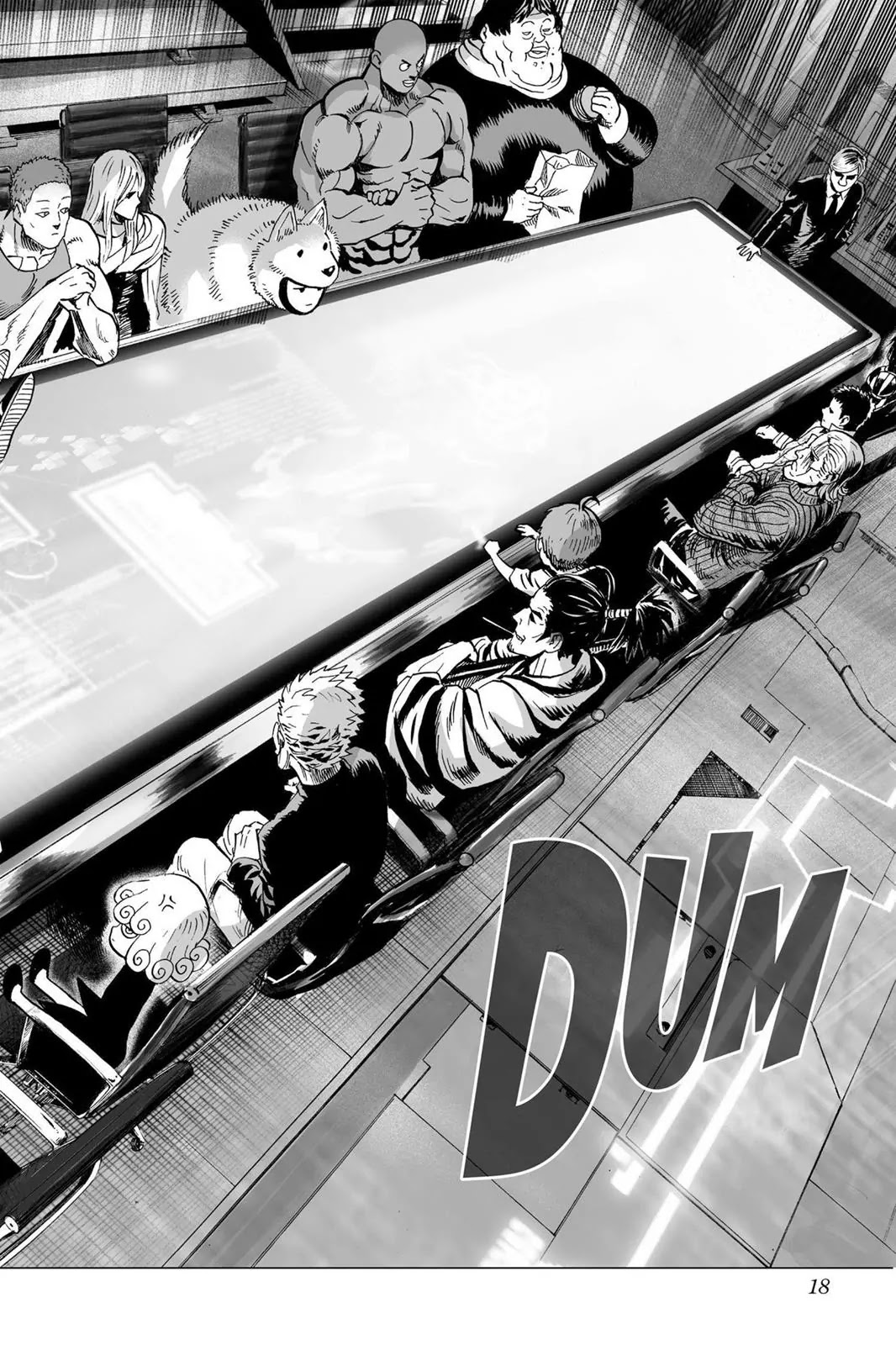 One Punch Man, Chapter Onepunch-Man 30 image 019