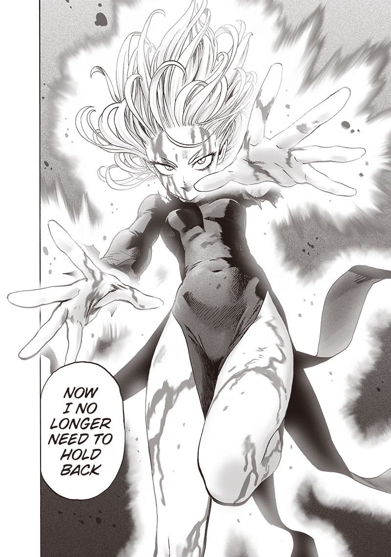 One Punch Man, Chapter 128 image 025