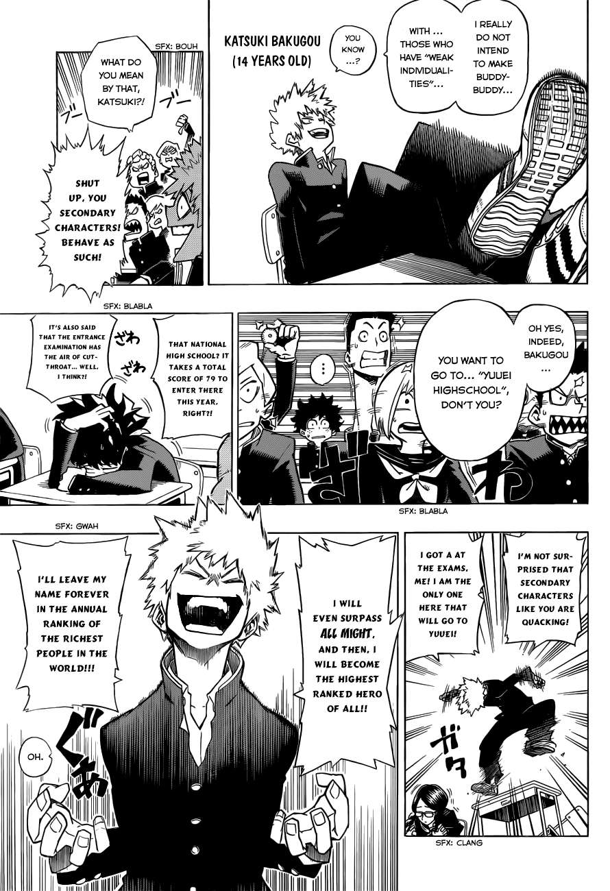 My Hero Academia, Chapter 1 image 011