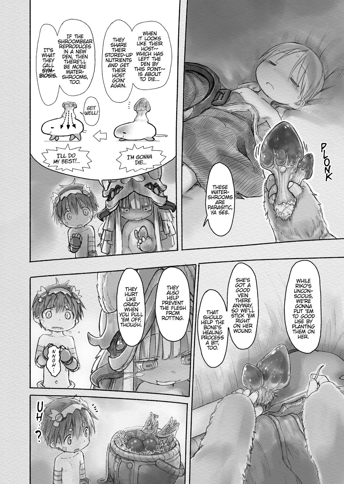Made In Abyss, Chapter Hello,Abyss 21 image 004