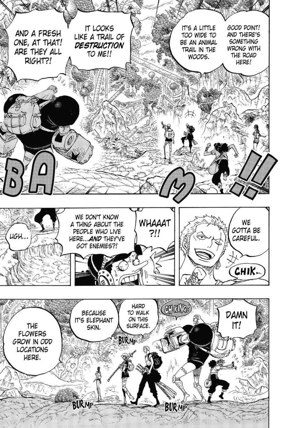 One Piece, Chapter 804 image 012
