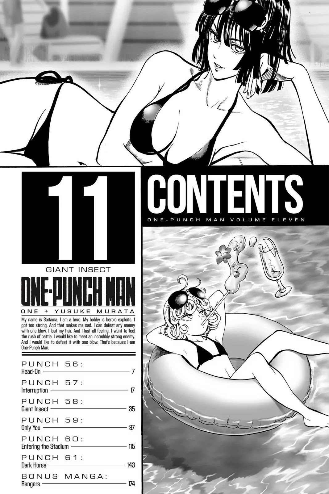 One Punch Man, Chapter Onepunch-Man 56 image 006