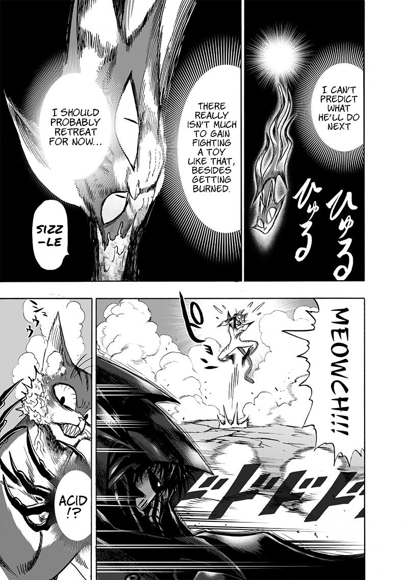 One Punch Man, Chapter One-Punch Man 118 image 008