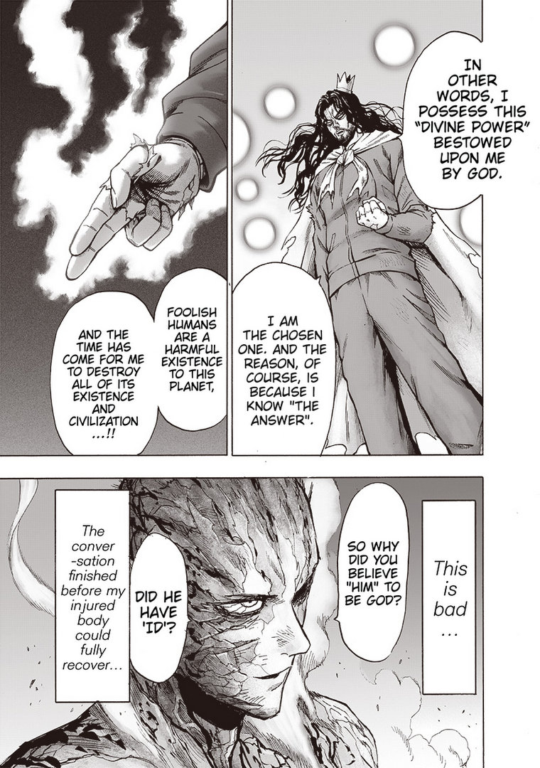 One Punch Man, Chapter 113 image 010