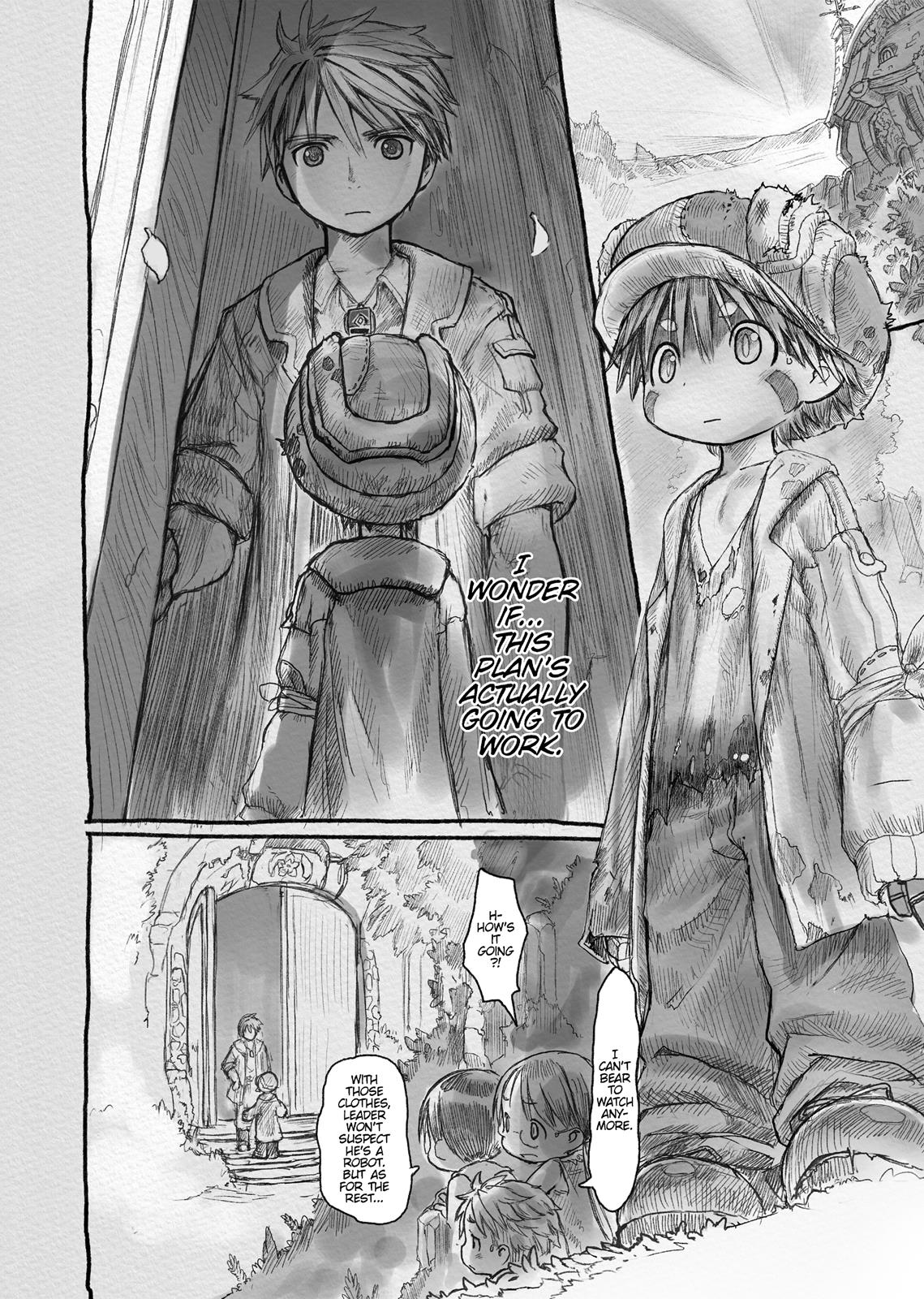 Made In Abyss, Chapter Hello,Abyss 4 image 012