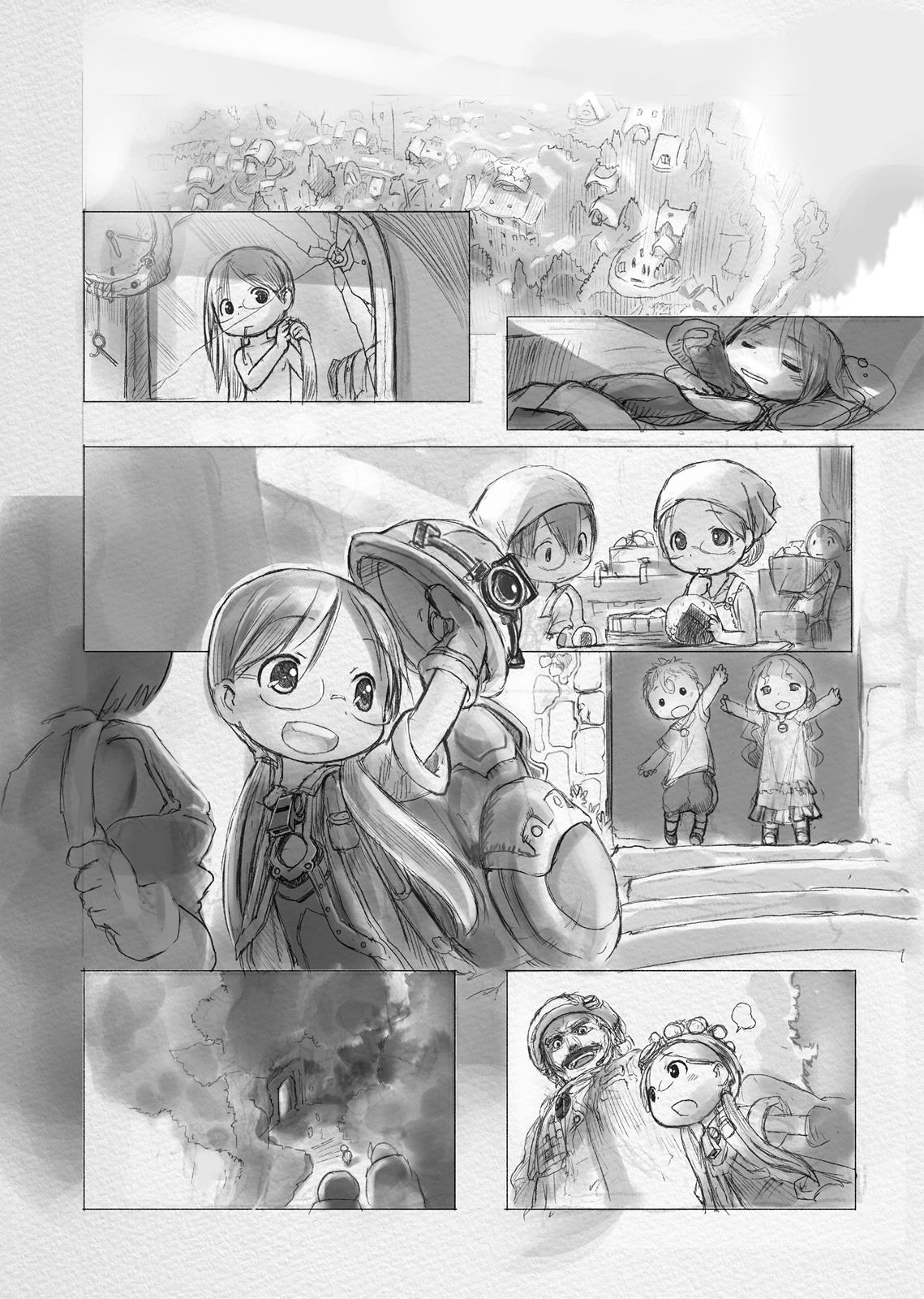 Made In Abyss, Chapter Hello,Abyss 1 image 031