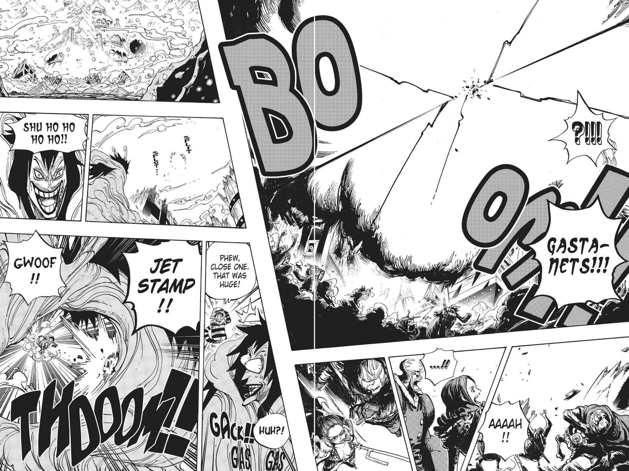 One Piece, Chapter 671 image 012