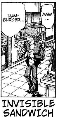 Yu Gi Oh, Chapter Vol.04 Ch.025 - The One-Inch Terror image 030