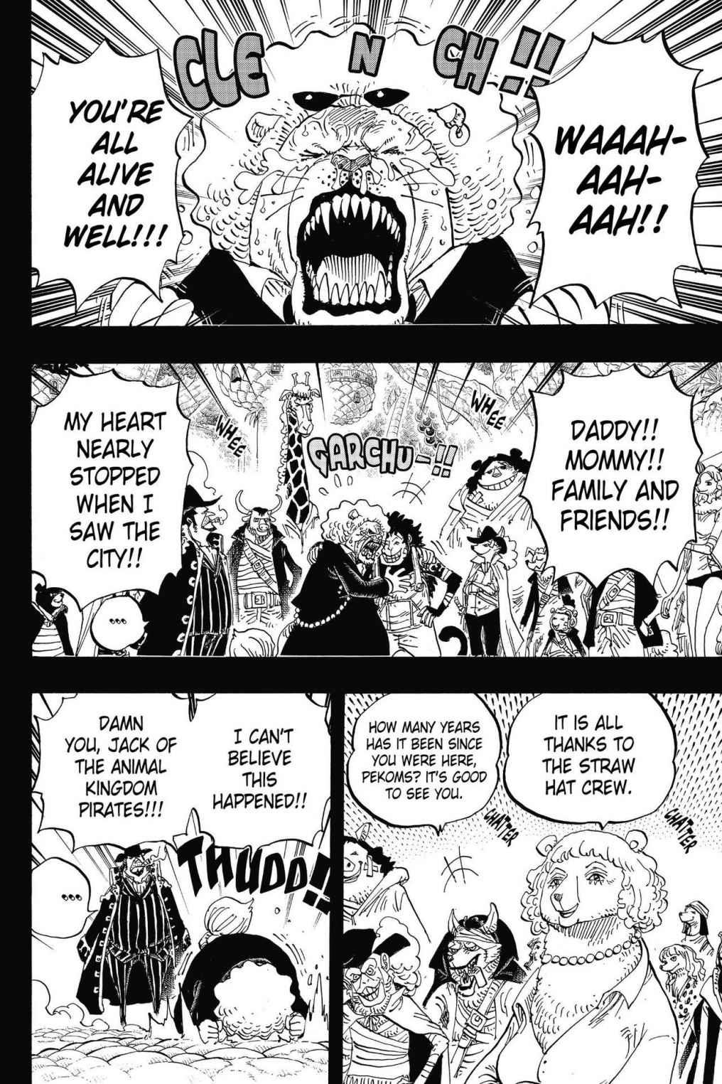 One Piece, Chapter 812 image 006