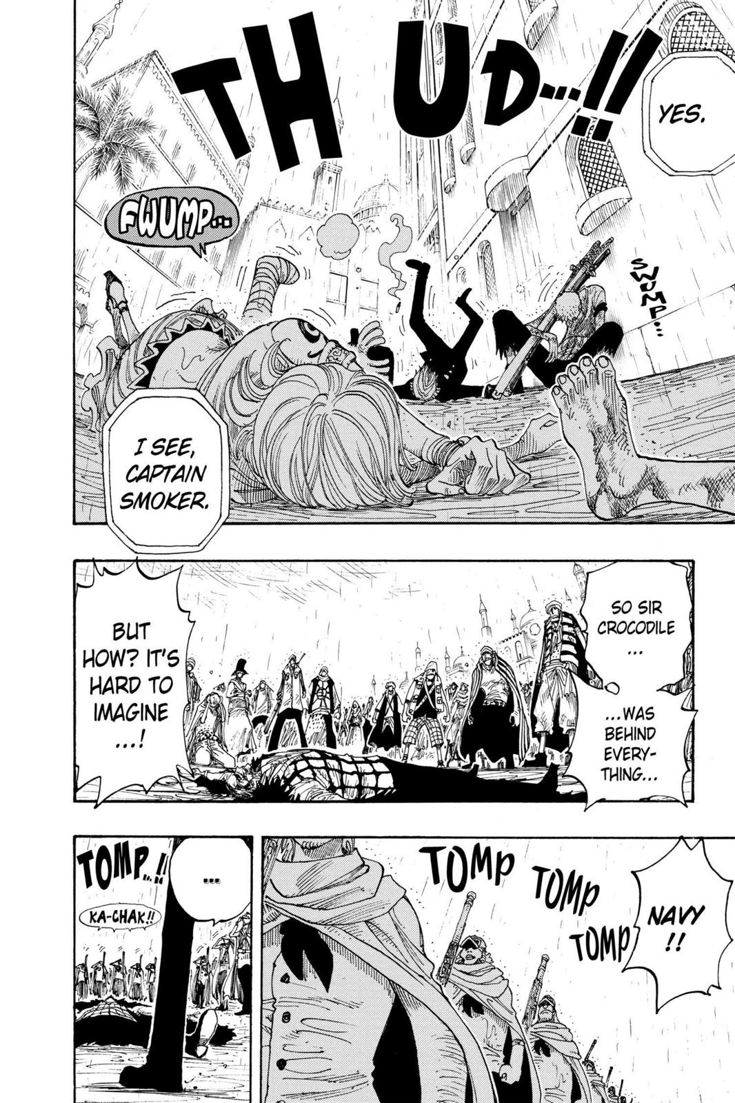 One Piece, Chapter 211 image 012