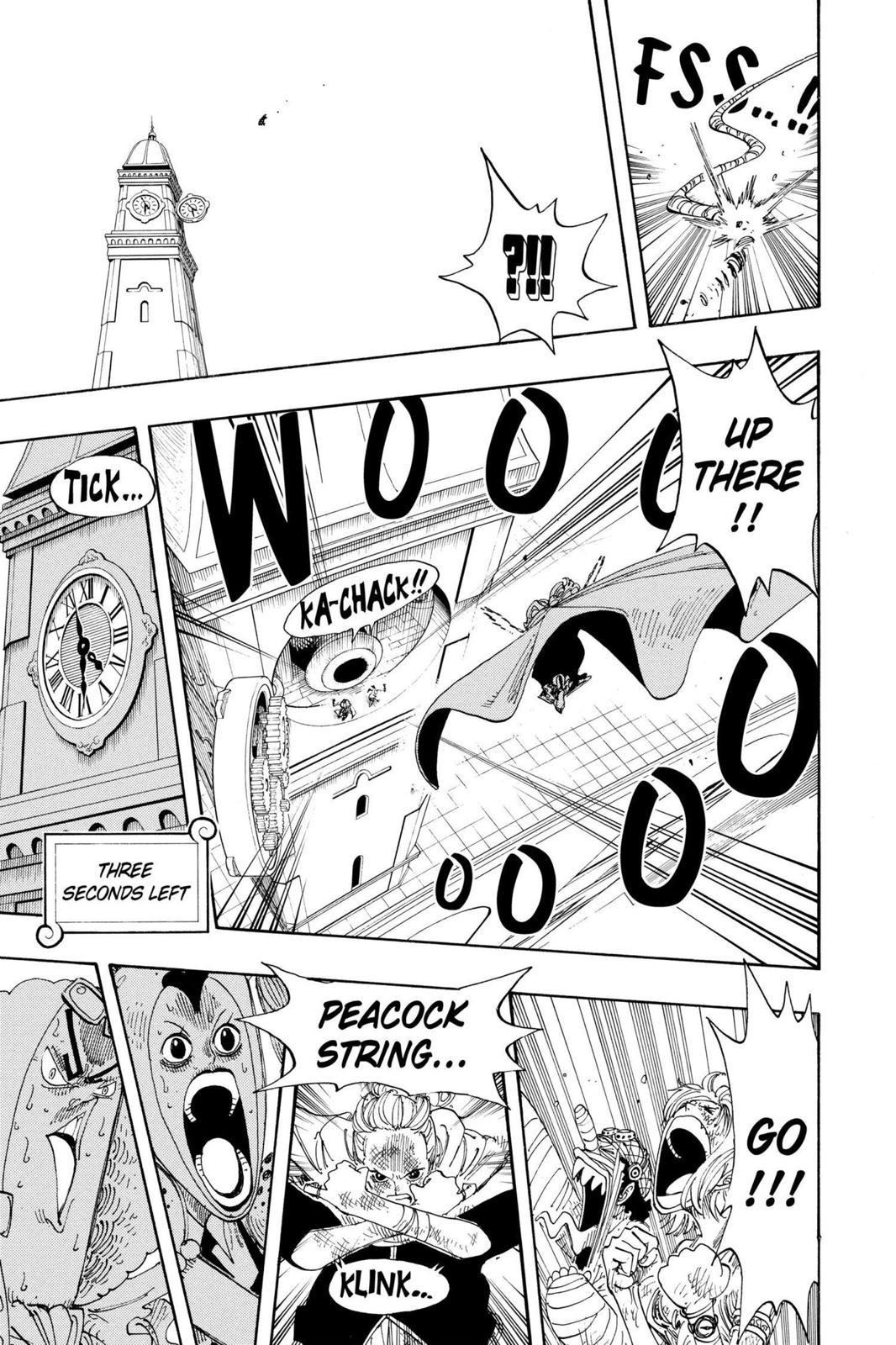 One Piece, Chapter 207 image 009
