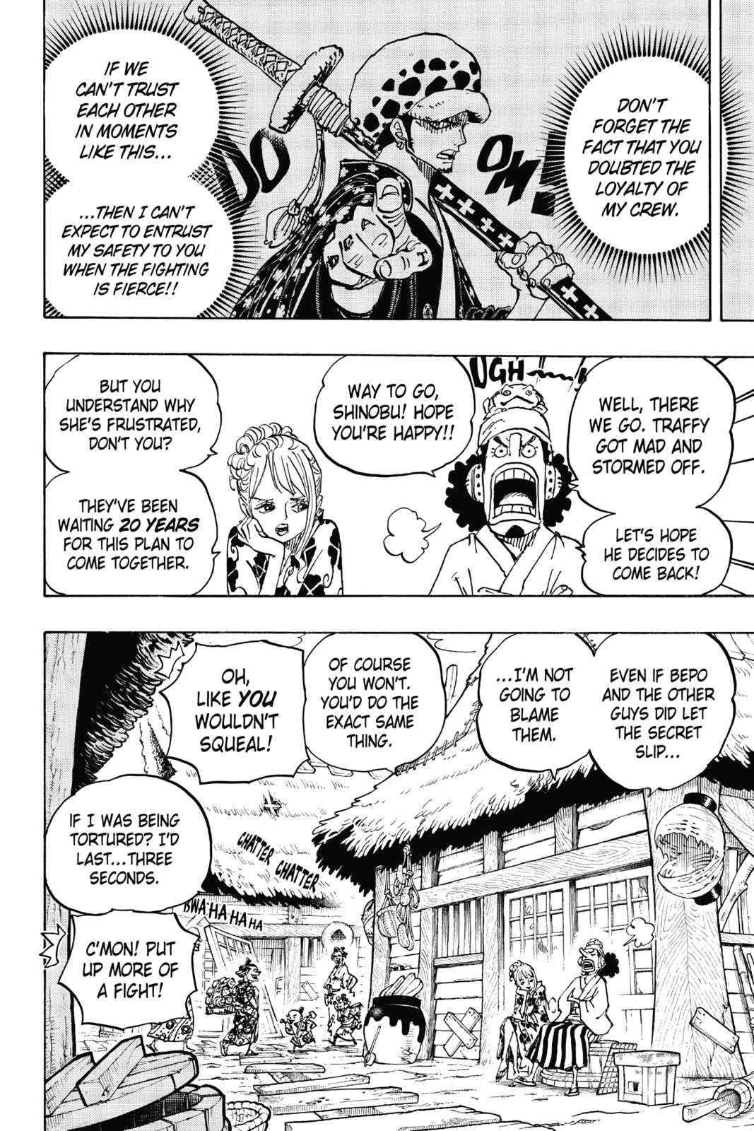 One Piece, Chapter 940 image 002