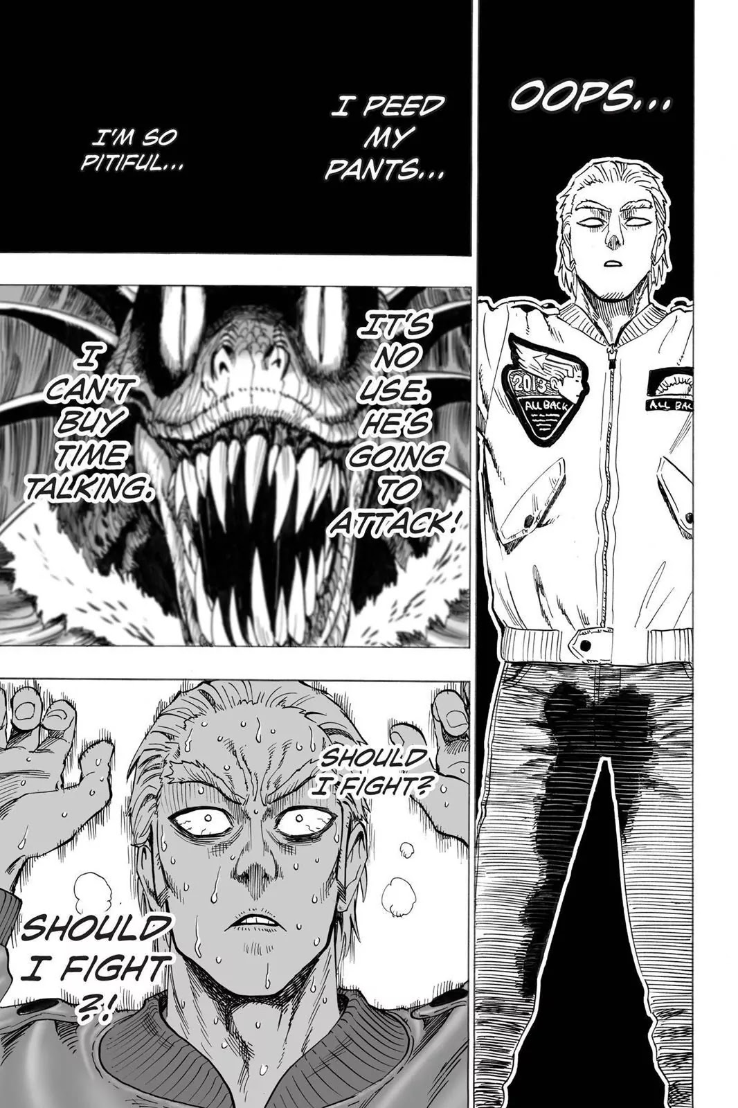 One Punch Man, Chapter Onepunch-Man 25 image 070