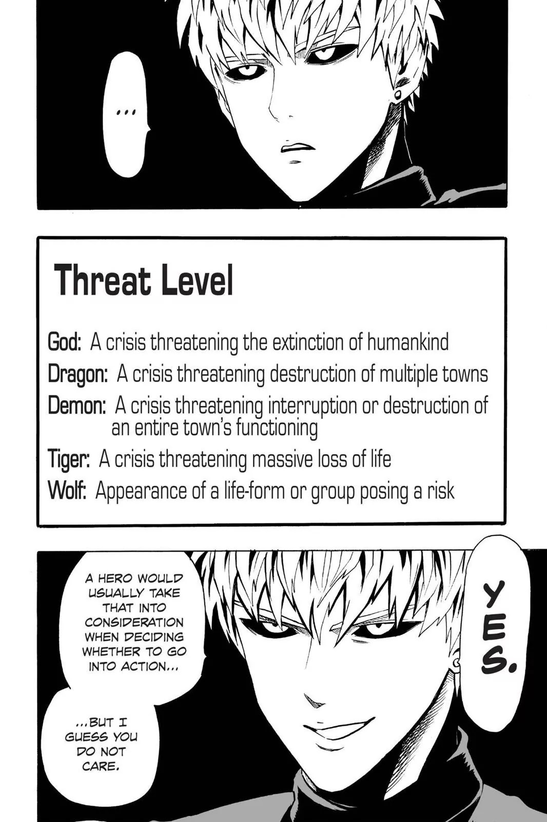 One Punch Man, Chapter Onepunch-Man 22 image 008
