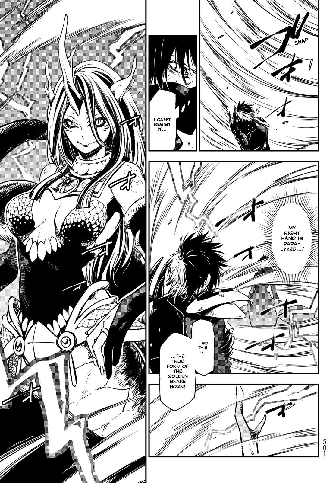 That Time I Got Reincarnated As A Slime, Chapter 80 image 017