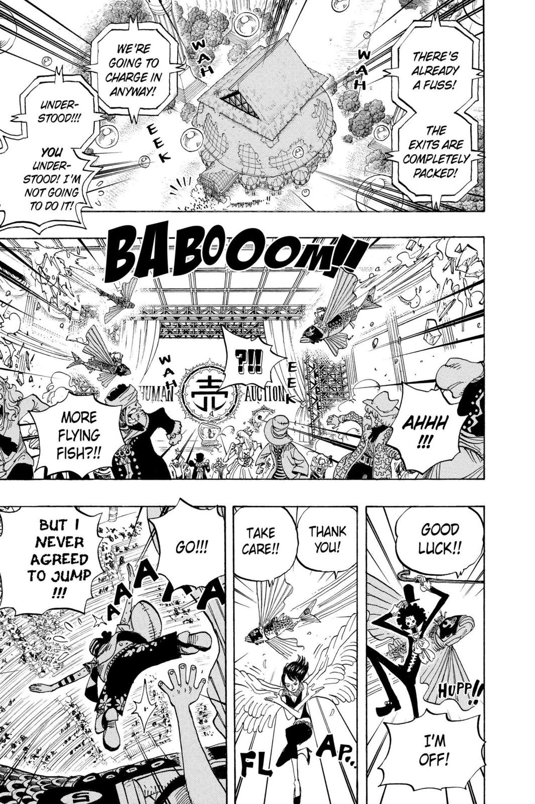One Piece, Chapter 503 image 019