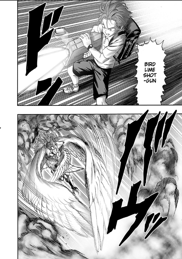 One Punch Man, Chapter Onepunch-Man 98 image 017