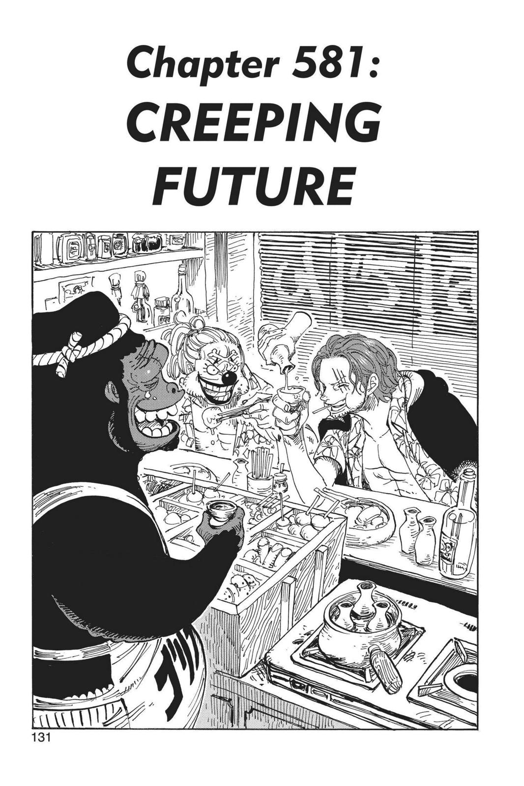 One Piece, Chapter 581 image 001