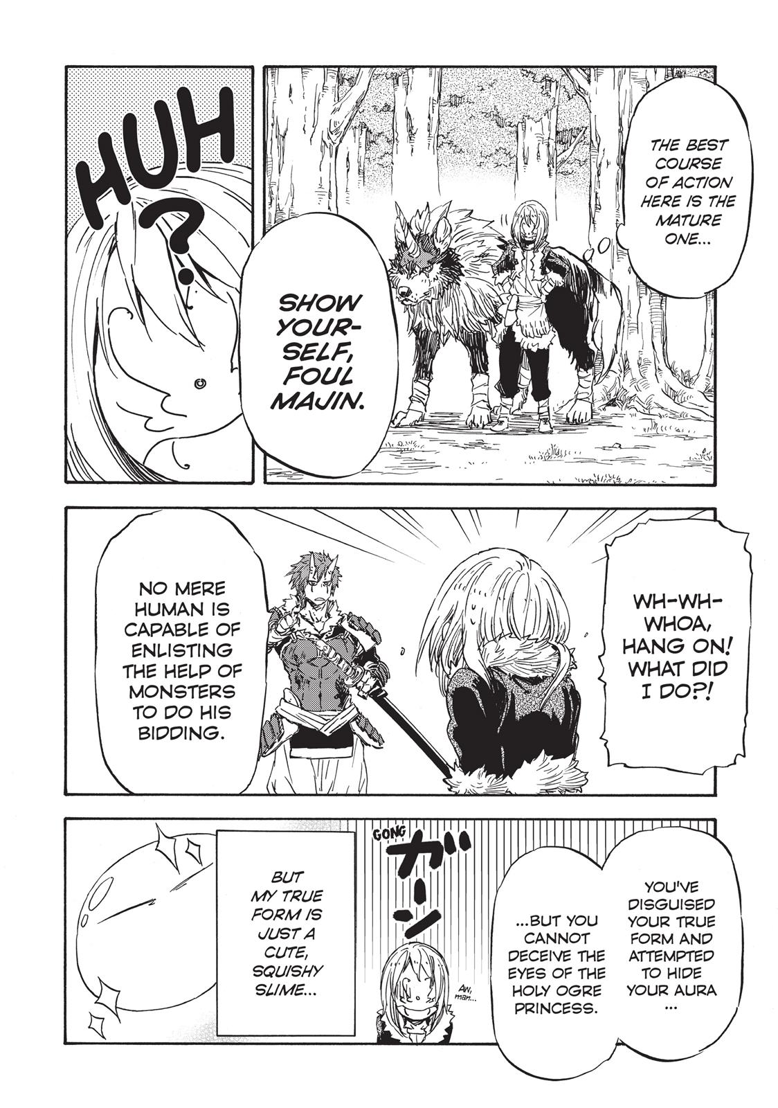 That Time I Got Reincarnated As A Slime, Chapter 13 image 008