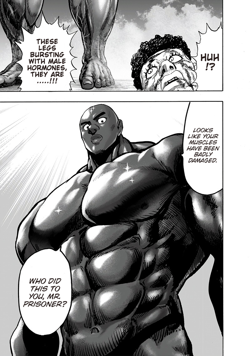 One Punch Man, Chapter One-Punch Man 121 image 005